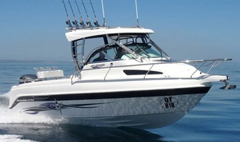 Haines Hunter 675 HARD TOP OFFSHORE