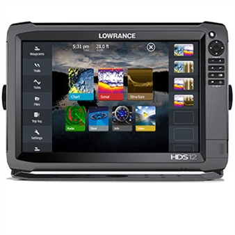 Lowrance HDS-12 Gen3 Touch $3800 inc Totalscan Transducer