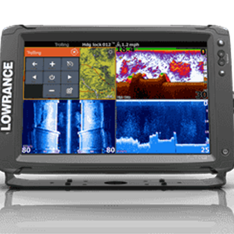 Lowrance Elite 12 Ti with Totalscan and Charts $3199.00...