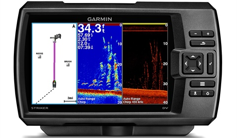 Garmin Releases Two New Fishfinder Ranges