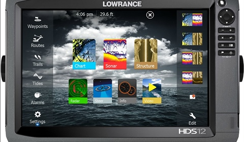 Lowrance announces the all-new HDS® GEN3