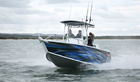 Stacer 679 Sea Ranger