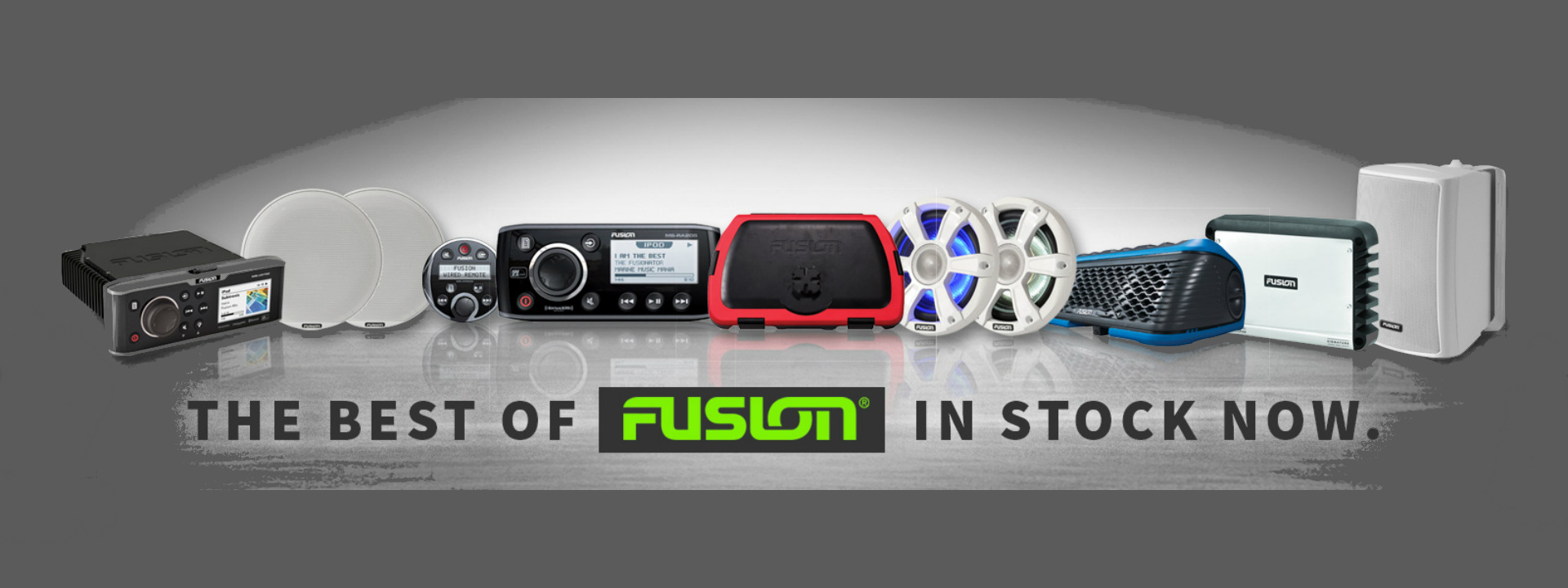 Fusion Now In Stock