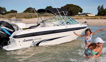 Haines Hunter 520 R-SERIES