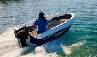 Haines Hunter 400 SEAWASP